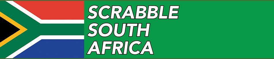 SCRABBLE SOUTH AFRICA